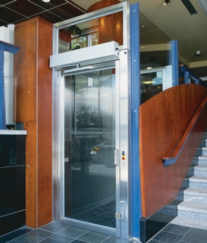 Commercial platform lifts northern california contractor for Elevator grab bars
