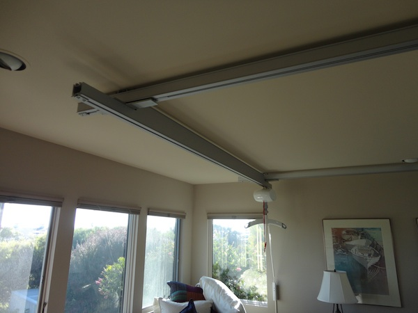 Residential overhead lifts servicing sonoma and marin county