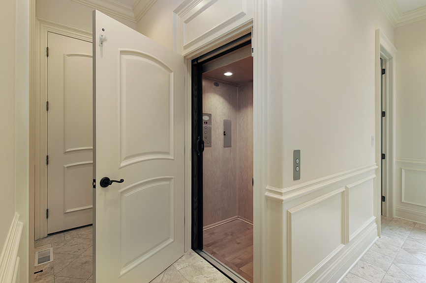 Home elevator sales reach new heights Homes with elevators for sale