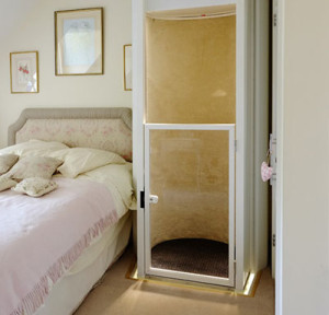 Personal home elevator safety features for Personal elevators for the home